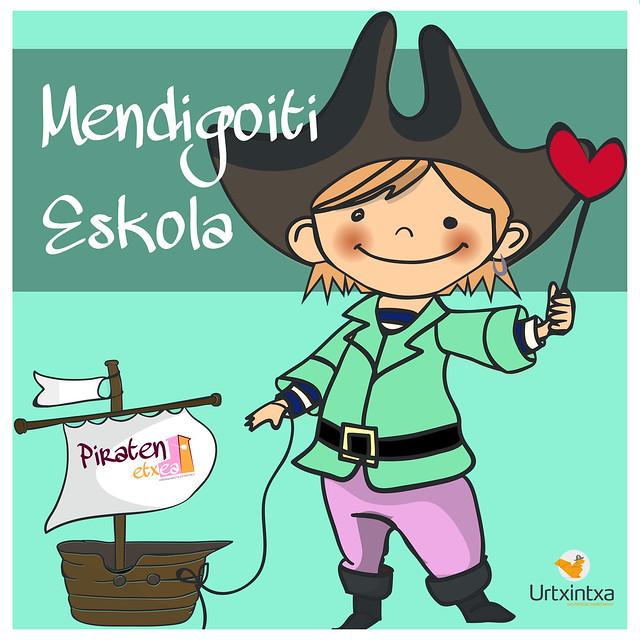 Egonaldi Piratak- Mendigoiti eskola 2017/03/20-2017/03/21