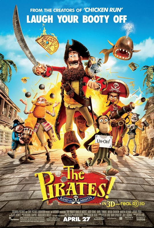 The Pirates - Poster 3