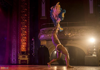 RAY GUNN monde ose burlesque ball 16 | by Eva Blue