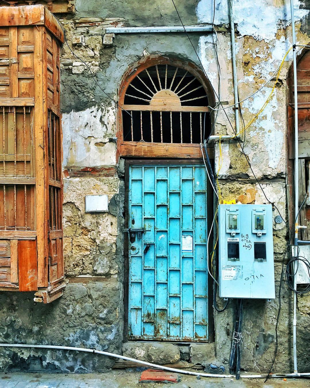 Jeddah doorway.