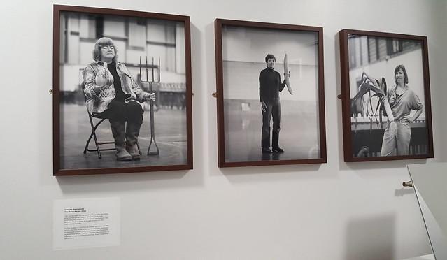 Birmingham Open Media art exhibit