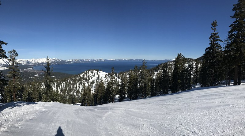 Lake Tahoe Heavenly Resort 2017