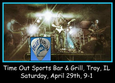 Blue Marlin Band 4-29-17