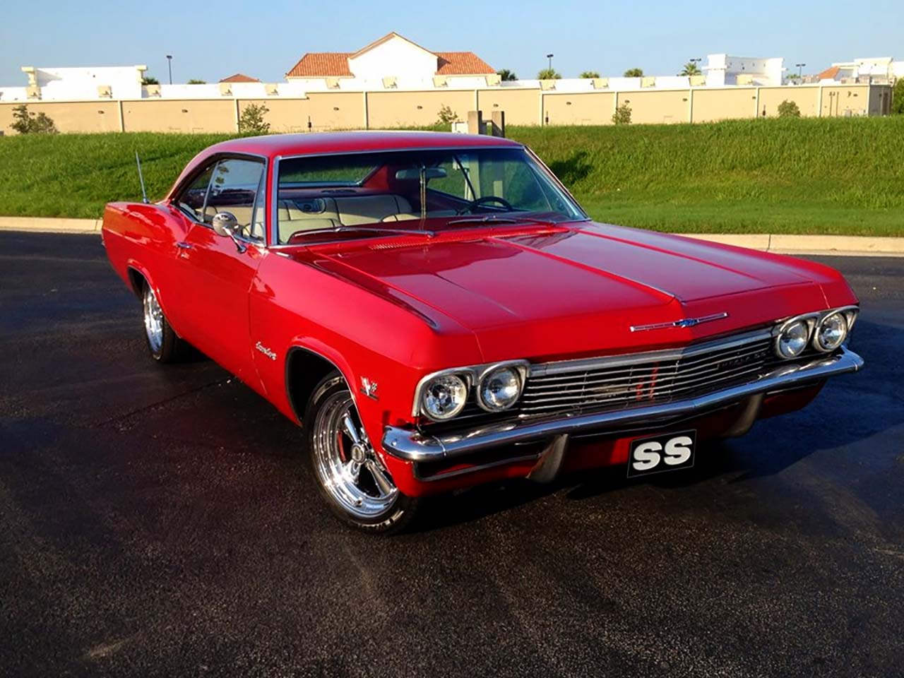 20 Classic & Badass Muscle Cars That Will Never Get Old #6: Chevrolet Impala SS (1965)
