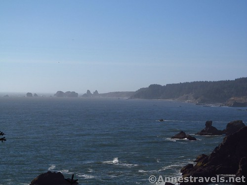 Looking North from Arch Rock | by Anne's Travels