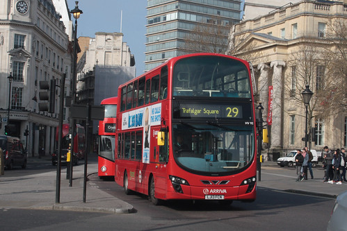 Arriva London HV92 LJ13FCN