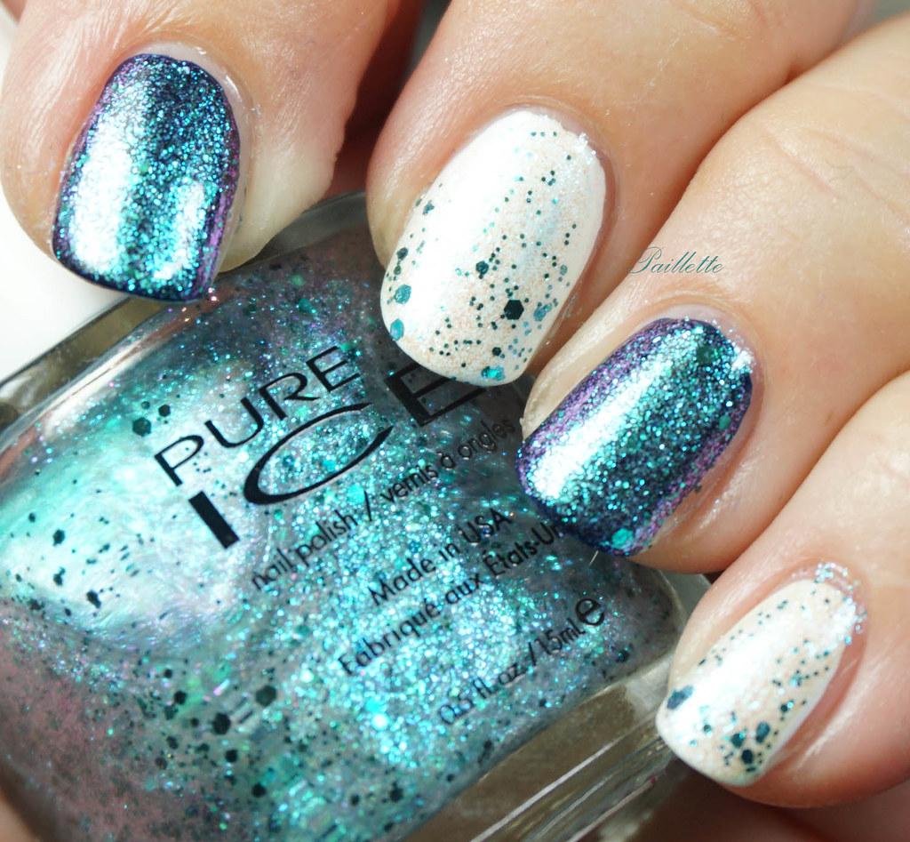 Paillette: A Little Nail Polish Journal: Pure Ice Fairy
