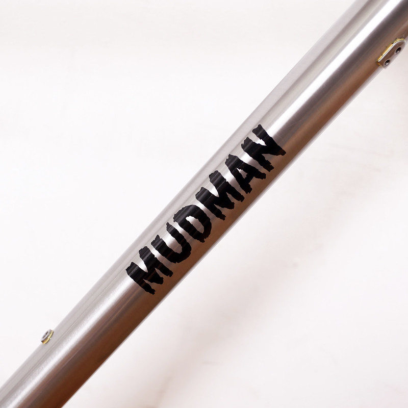 New Mudman Disk Frame.