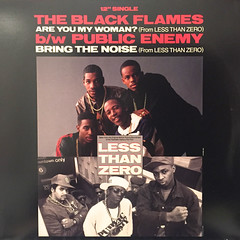 THE BLACK FLAMES:ARE YOU MY WOMAN?(JACKET A)