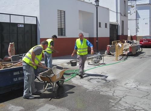 AionSur 33813857962_dbab05fec6_d Nuevo plan de urgencia social para contratar a cincuenta desempleados en Carmona Carmona Provincia urgencia social