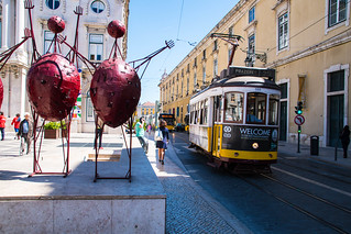Streets of Lisbon | by Maria Eklind