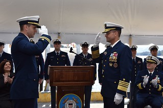 Coast Guard Commissions the Cutter John McCormick