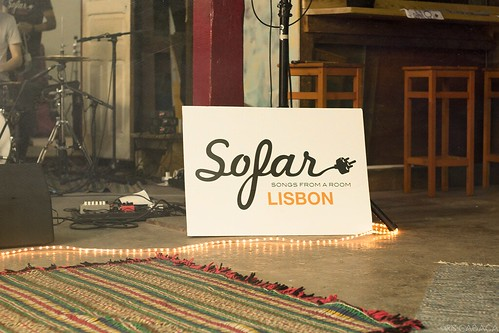 Sofar Sounds Lisbon (22/04/2017) @ Anjos70