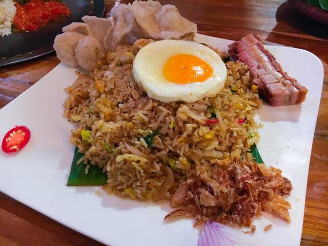 Naughty Nuri - Indonesian Style Fried Rice