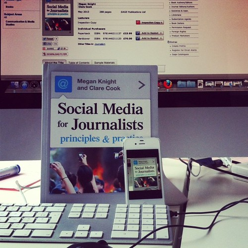 Social Media for Journalists by Clare Cook | by emeline.dubois