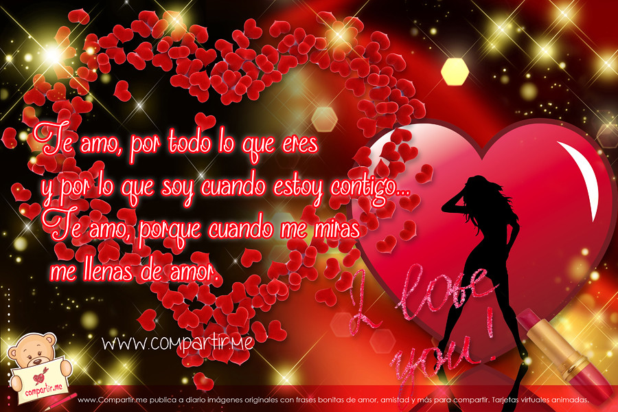 Frases De Amor Wallpaper Para Fondo De Pantalla En Hd 1 ...