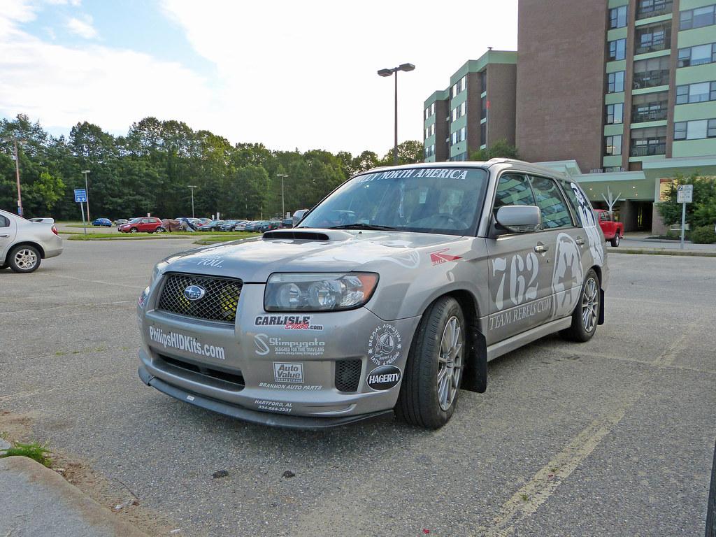 Subaru Forester Rally New England 2013 Team Rebel Scum Flickr