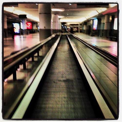Travelator. | by Rick Curran