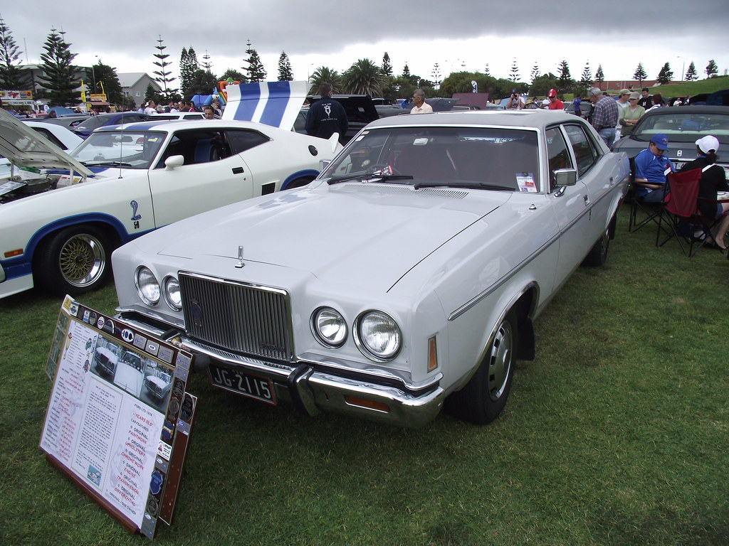 1978 Ltd Silver Monarch This Is A Rare And Low Km 1978
