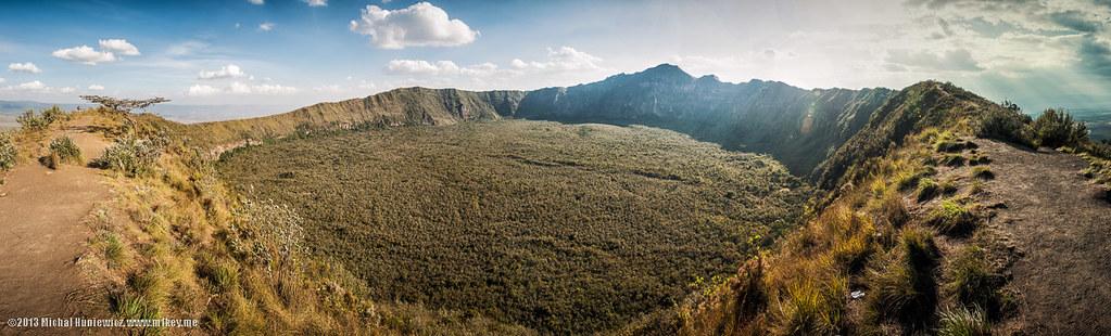Mount longonot- Kenya Africa