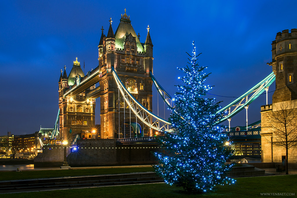 London - Christmas at Tower Bridge | Tower Bridge - London ...