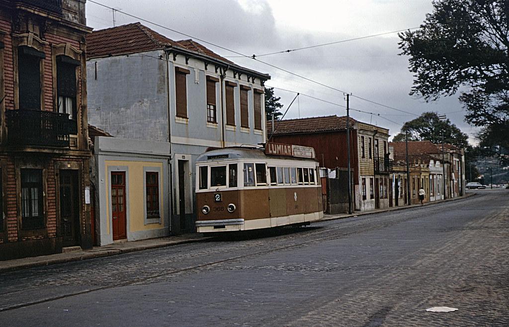 Porto Tram 366 Porto Quot Pipi Quot Tram No 366 Porto Workshops