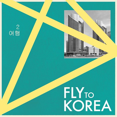 how to fly to korea for cheap