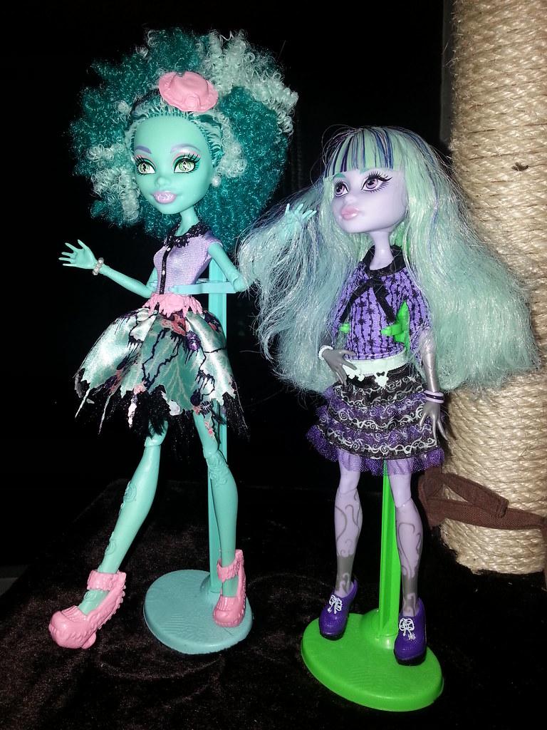 monster high honey swamp amp twyla machigo flickr