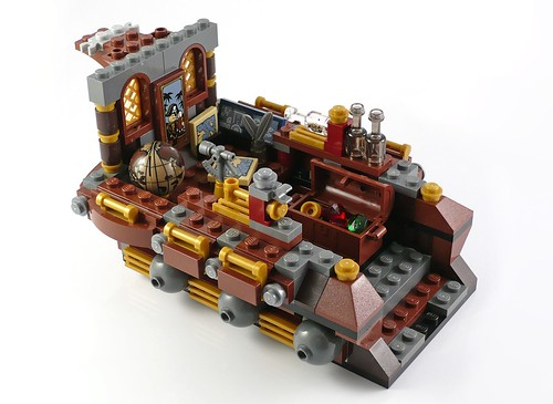 70810 MetalBeard's Sea Cow 404