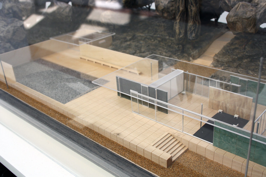 ... Model Of Barcelona Pavillon By Ludwig Mies Van Der Rohe | By Bcmng