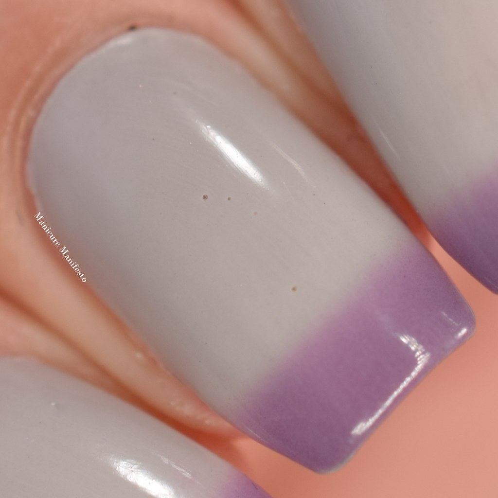Born pretty store thermal swatch