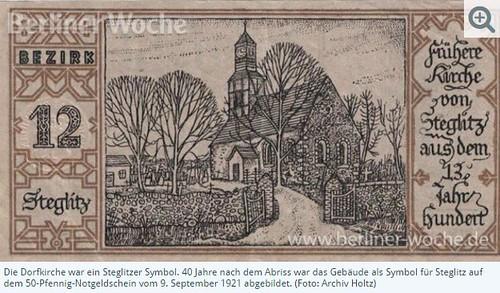 Steglitzer Dorfkirche