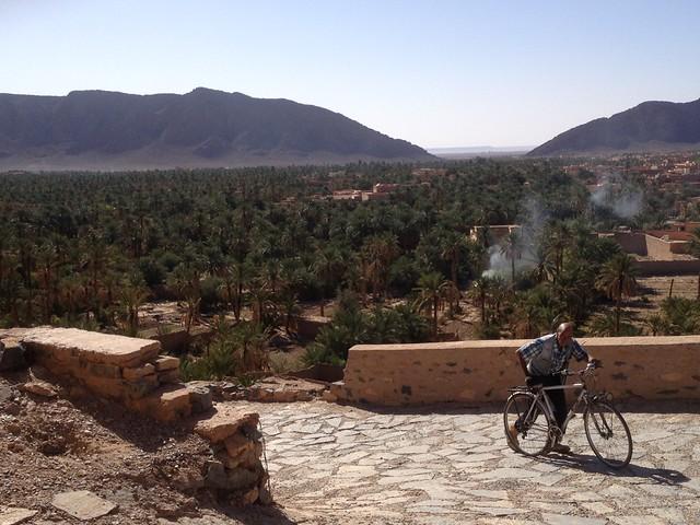 La ciudad marroquina Figuig