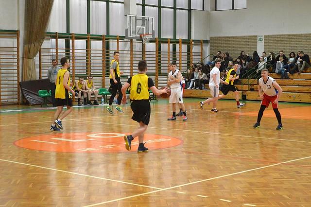 Finał koszykarskiej Licealiady