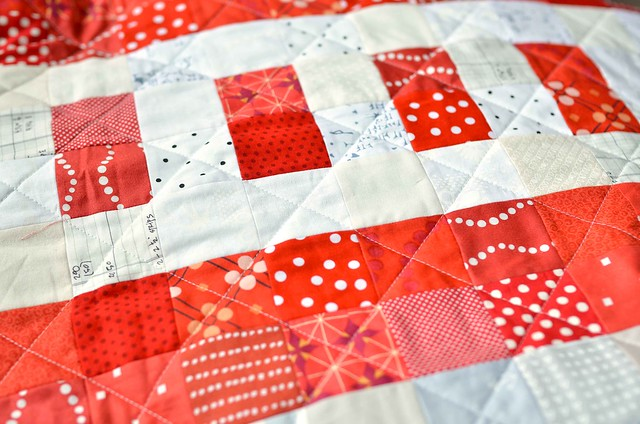 Hurry, Hurry Drive the Firetruck Quilt