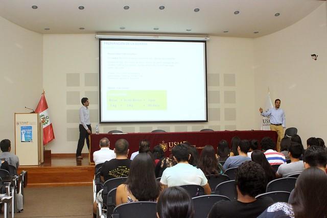"""Instituto de Vivienda, Urbanismo y Construcción de la FIA desarrolló conferencia """"Manual de Construcción – Construir con bambú """"Caña de Guayaquil"""""""