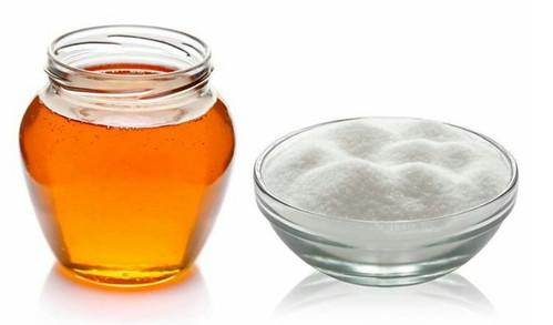 Мед замість цукру