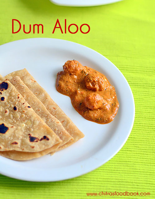 How to make dum aloo at home