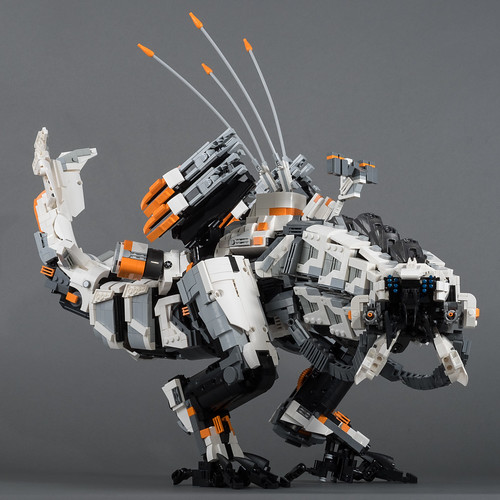 Thunderjaw (2nd Edition) | by Velocites