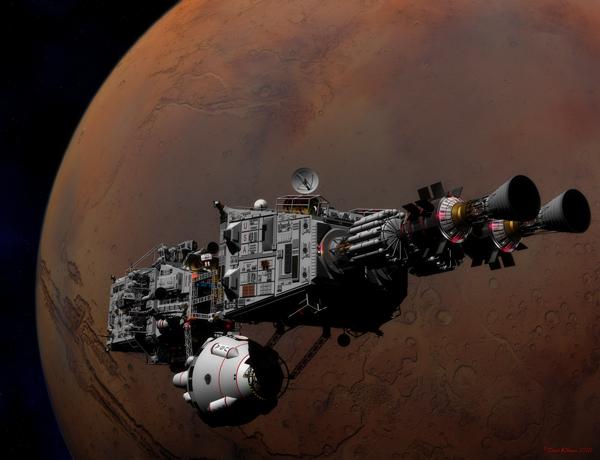 Robinson-Shenandoah-at-Mars