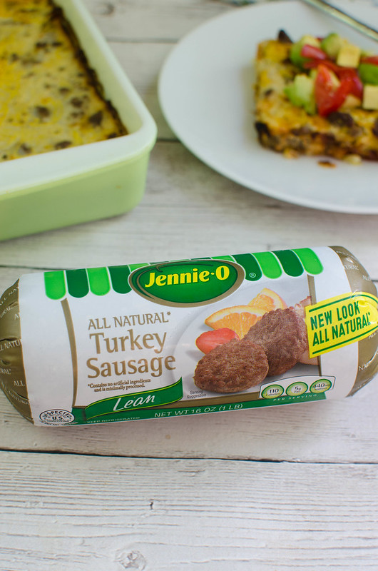 Jennie-O Breakfast Sausage