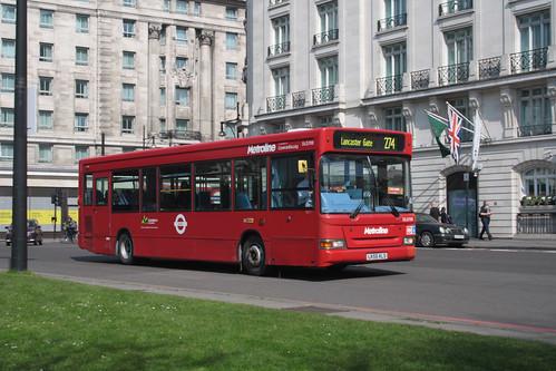 Metroline DLD700 LK55KLS