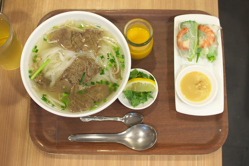 フォー ハノイ トウキョウでベトナム料理