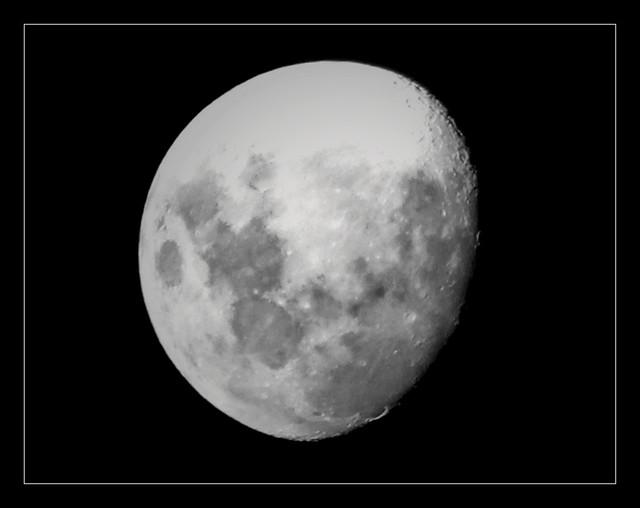 Moon 7th April 2017