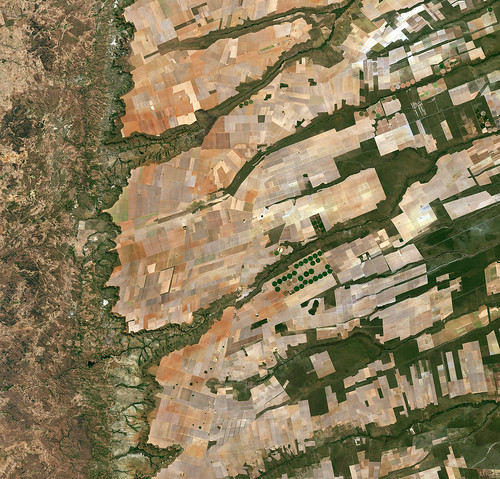 Central-eastern Brazil | by europeanspaceagency