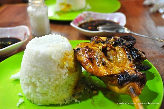 Inasal Chicken at Aida's Manokan