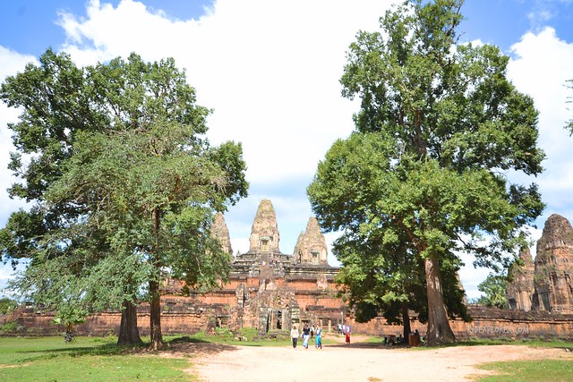 pre rup temple angkor wat
