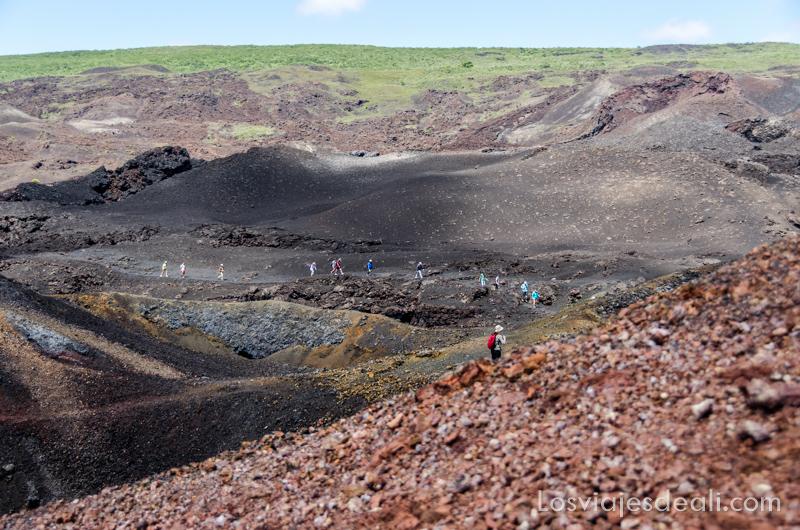 Isla Isabela viajar a Galápagos por tu cuenta