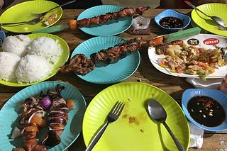 Puerto Galera - Dinner