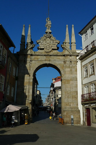 City Gate - Braga, Portugal